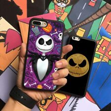 Jack The Nightmare Before Christmas Phone Case Cover For iPhone Samsung Galaxy