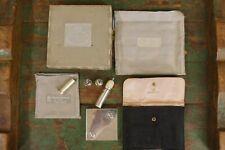 1940's Georg Jensen Sterling Silver Compact Lipstick Atomizer Box Complete Set