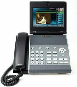 New Polycom VVX1500 VoIP Business Media Phone w/ Video