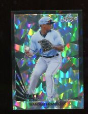 2020 Leaf Metal Rookie Wander Franco Black Crystal #'d 4/5