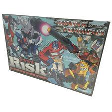 Nuevo riesgo Transformers Edition-La Decepticon invasión de la tierra!