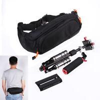 Carbon Fiber Portable Mini Steadicam Steadycam Stabilizer for Video DSLR Camera