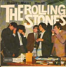 "The Rolling Stones 10""  Beat Beat Beat  (Dt. Original 1965)"