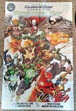 Brightest Day Poster Green Lantern 2010 Dc Comics 22 x 34 David Finch Geoff John