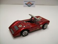 FERRARI CAN-AM #8, rosso scuro metallizzato, 1970, MEBETOYS (made in Italy) 1:43