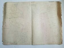 Antique WASHINGTON DC NW Street MAP Baist Real Estate Atlas Mt Pleasant Howard 1