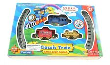 CLASSIC TRAIN SMALL TRAIN SERIES HIGH SPEED TOYS FUNS & GAMES 4 YOUNG CHILDREN