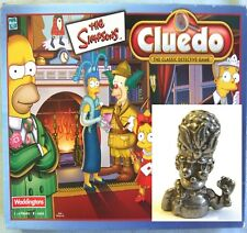 2001 Waddingtons THE SIMPSONS Cluedo Board Game Spare Part - Pewter MARGE Token