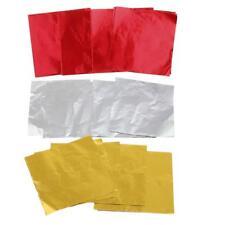 Lot De 300Pcs Emballage En Feuille Pr Fête Mariage Anniversaire Multicolore