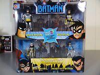 Batman Animated Series 4 Pack Gotham City