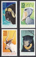DDR 1970 Mi. Nr. 1617-1620 Postfrisch ** MNH