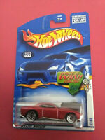 HOT WHEELS - MATTEL WHEELS - GT 03 - LONG CARD - ANNEE 2001 - R 5898