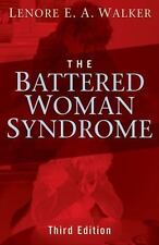 The Battered Woman Syndrome, Third Edition (Focus on Women), Walker EdD, Lenore