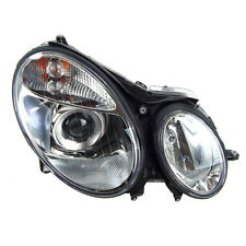 Mercedes E-Class 211 2002-2006 Headlamp Headlight Halogen Right O/S Driver Side