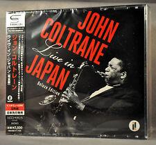 John COLTRANE LIVE In JAPAN Deluxe Edition SHM-CD x5 UCCI-9191~5 NEW SHM CD's x5