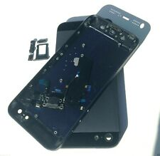 iPhone 5s Back Housing Battery Cover Metal Rear Door Black Slate Black Gray