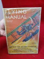 "1933 Flying Manual ""Pilot & Builders Handbook"" by Modern Mechanix  Aviation"
