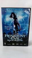 Dvd occasion RESIDENT EVIL apocalypse  audio FR / UK