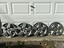 "4 Used OEM Nissan Rogue Wheel Cover Hubcap 08 2009 2010 2011 2012 2013 16"" Inch"