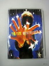 THE CURE GREATEST HITS Dvd Video Universal New Nuovo