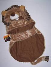 Plush Lion dog Costume Size X-Large Halloween