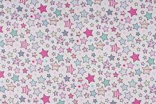 Twinkle Candy remanente de tela 100% algodón, 50cm X 40cm
