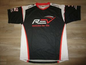Team Penske Racing Rev Group Jersey XL mens
