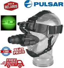 Pulsar 1x20 Night Vision GS Challenger Scope with Head Gear Kit (UK Stock)