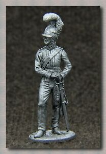 Tin soldier Napoleonic Wars (54 mm,1/32) NAP # 89 Great Britain,Dragoon