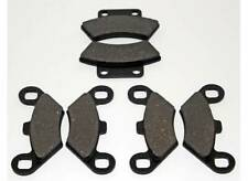 Polaris 350 Sportsman Brake Pads Front and Rear Brakes fits 1993