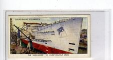 (Jc7273-100)  CHURCHMANS,THE QUEEN MARY,IN THE FITTING-OUT BASIN,1936,#12