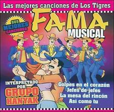 Grupo Hanyak : Fama Musical CD