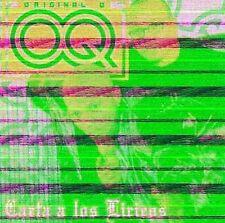 Origonal Q: Carta a Los Liricos  Audio CD