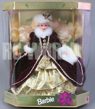 Barbie Doll   HAPPY HOLIDAYS BARBIE  1996 * NEW IN BOX *   #B6