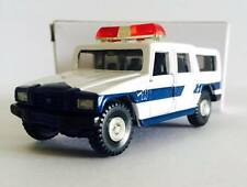 "TOMY TOMICA No.3 TOYOTA MEGACRUISER "" JAPAN POLICE CAR "" - RARE"