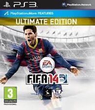 FIFA 14 ULTIMATE EDITION CALCIO PER PLAYSTATION 3 PS3 USATO ITALIANO