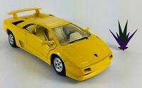 1/24 Lamborghini Diablo 1990 Burago no box