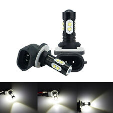 HIGH POWER 881 50W 10SMD LED Fog Light Bulbs Car HID White Driving Lamps DRL