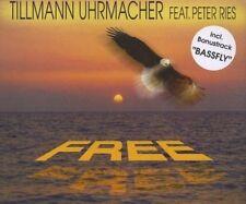 Tillmann Uhrmacher Free (feat. Peter Ries) [Maxi-CD]