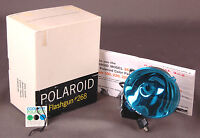 Vtg Polaroid Flashgun #268-w Box/Paperwork-Photographic Equiptment-Camera-Cord..