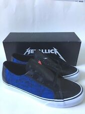 VANS x METALLICA ESCUELA ROBERT TRUJILLO MEN'S SIZE 10.5 VERY RARE NEW