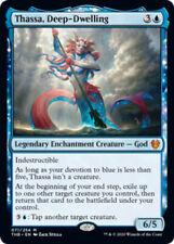 Thassa, Deep-Dwelling ~ Near Mint Theros: Beyond Death UltimateMTG Magic Blue Ca