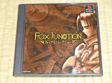 FREE SHIP USED Fox Junction PS Japan PlayStation