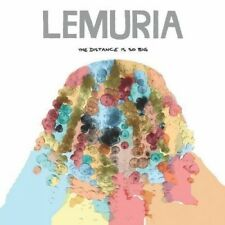Lemuria The Distance Is So Big  CD 2013
