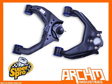 SUPERPRO FRONT ADJUSTABLE UPPER CONTROL ARM FOR MITSUBISHI TRITON 2006-15 ML MN