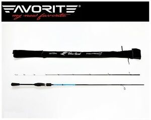 FAVORITE BLUE BIRD 2016 Microjig Rockfishing Ultra Light Finezza Spinning Rod
