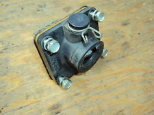YAMAHA TZ50M CARB RUBBER AND REED BLOCK RM