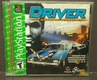 Driver -   Playstation 1 2 PS1 PS2 Game Complete Tested Working