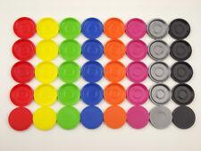 Einkaufswagenchip Wertmarke Pfandmarke Griffrand Tastring in 11 versch.Farben