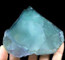 465g Medium Fluorite cubes crystal -  jadeite Green color China CM503296